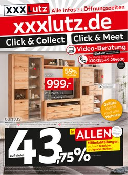 XXXLutz Katalog ( 6 Tage übrig )