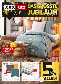 Angebote von Möbelhäuser im XXXLutz Prospekt ( 2 Tage übrig)