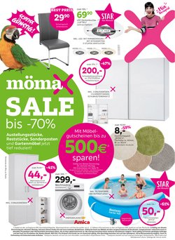 Angebote von Mömax im Mömax Prospekt ( Läuft morgen ab)