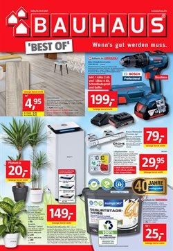 Angebote von Baumärkte und Gartencenter im Bauhaus Prospekt in Frankfurt am Main ( 24 Tage übrig )