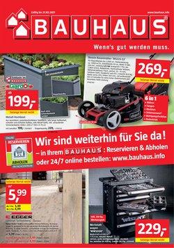 Bauhaus Katalog ( Vor 2 Tagen )