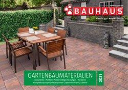 Angebote von Baumärkte und Gartencenter im Bauhaus Prospekt ( 15 Tage übrig)