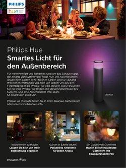 Angebote von Philips im Bauhaus Prospekt ( Mehr als 30 Tage)