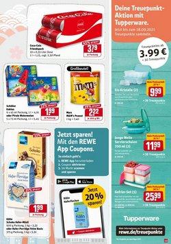 Angebote von Tupperware im REWE Prospekt ( Läuft heute ab)