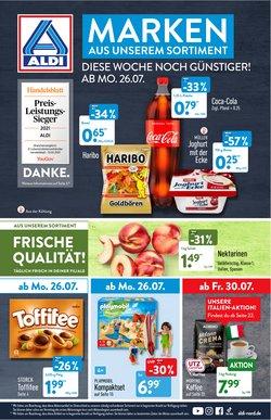 Angebote von Aldi Nord im Aldi Nord Prospekt ( 7 Tage übrig)