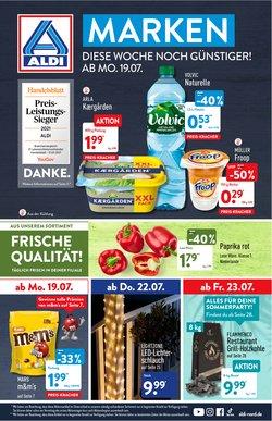 Angebote von Discounter im Aldi Nord Prospekt ( Läuft morgen ab)
