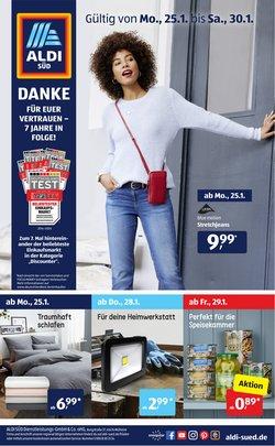 Aldi Süd Katalog in München ( 13 Tage übrig )