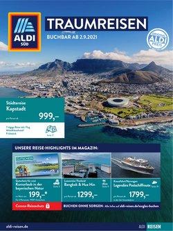 Angebote von Aldi Süd im Aldi Süd Prospekt ( 13 Tage übrig)