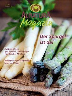 Angebote von Biomärkte im Alnatura Prospekt ( 7 Tage übrig )
