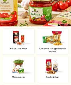 Angebote von Biomärkte im Alnatura Prospekt ( 2 Tage übrig )