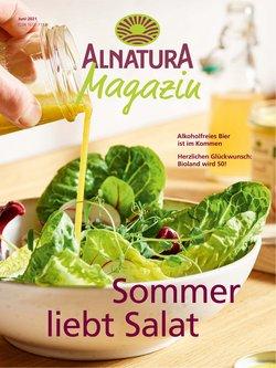 Angebote von Biomärkte im Alnatura Prospekt ( 15 Tage übrig)