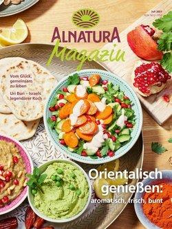 Angebote von Alnatura im Alnatura Prospekt ( 7 Tage übrig)