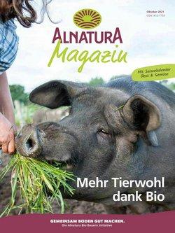 Angebote von Biomärkte im Alnatura Prospekt ( 12 Tage übrig)