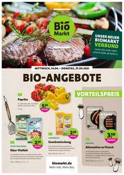 Angebote von Biomärkte im denn's Biomarkt Prospekt ( Vor 2 Tagen )
