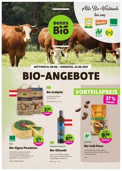 Angebote von Biomärkte im denn's Biomarkt Prospekt ( 7 Tage übrig)