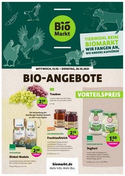 Angebote von Denn's Biomarkt im denn's Biomarkt Prospekt ( 7 Tage übrig)