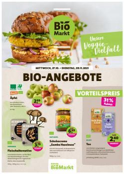 Angebote von Biomärkte im denn's Biomarkt Prospekt ( Gestern veröffentlicht)