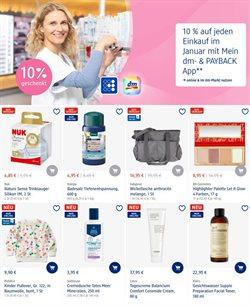 Angebote von Drogerien und Parfümerien im dm Prospekt in Kaiserslautern ( 3 Tage übrig )
