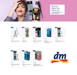 Angebote von Drogerien und Parfümerien im dm Prospekt in Frankfurt am Main ( Läuft morgen ab )