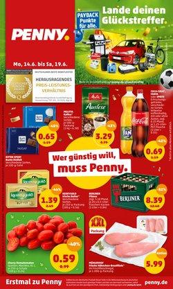 Angebote von Discounter im Penny Prospekt ( Gestern veröffentlicht)