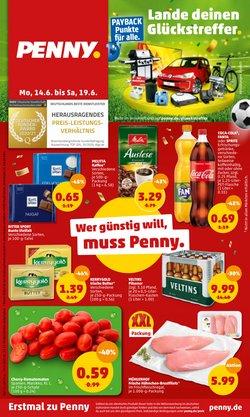 Angebote von Discounter im Penny Prospekt ( 3 Tage übrig)