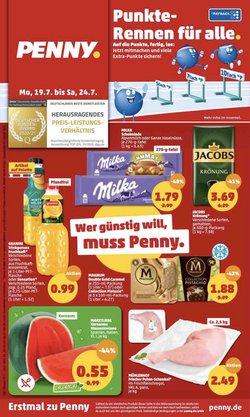Angebote von Discounter im Penny Prospekt ( Läuft heute ab)