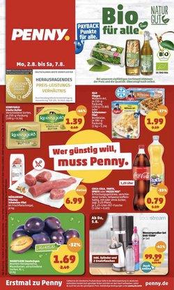 Angebote von Penny im Penny Prospekt ( Gestern veröffentlicht)