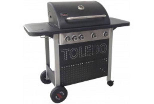 Activa Gasgrill Toledo 500 für 199,99€