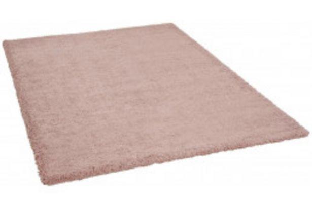 Teppich Pisa ca. 80 x 150 rosa für 19,99€
