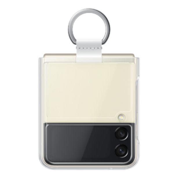 Clear Cover with Ring EF-QF711 für das Galaxy Z Flip3 5G für 29,9€
