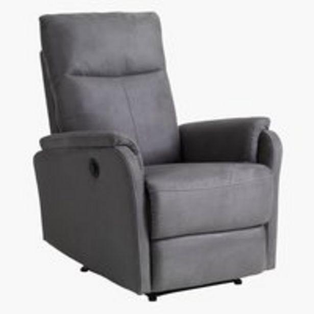 Relaxsessel ABILDSKOV elektrisch grau für 399€