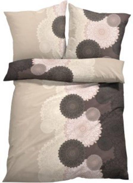 Bettwäsche mit Ornamenten für 11,99€