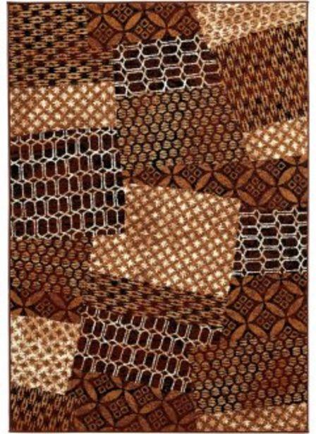 Teppich in Patchworkoptik für 17,99€