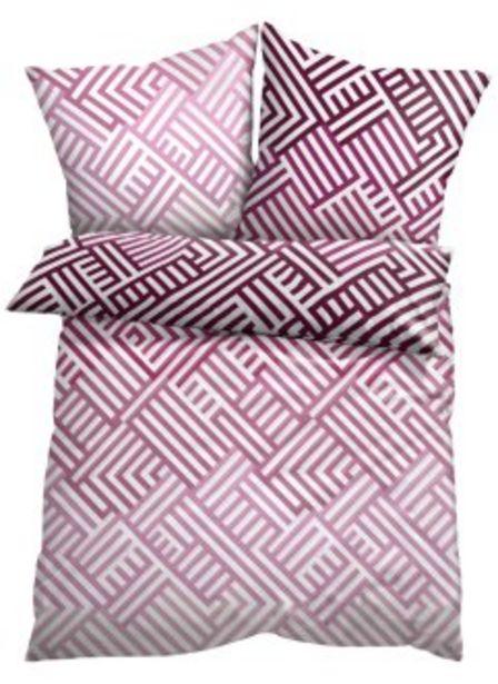 Bettwäsche mit grafischem Design für 11,99€
