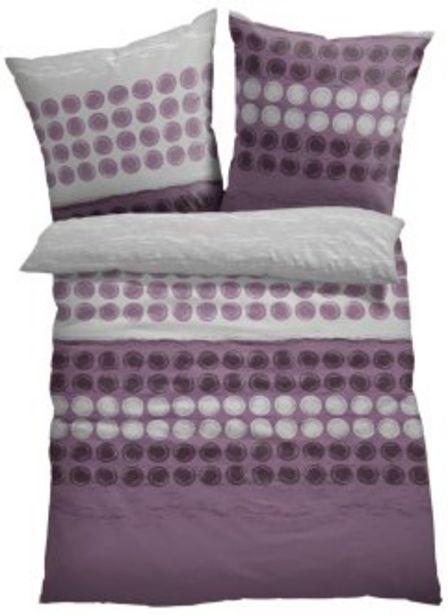 Bettwäsche mit grafischem Design für 8,99€