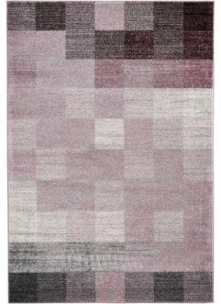Teppich mit grafischer Musterung für 34,99€