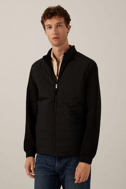 Gefütterte kombinierte Jacke für 39,99€