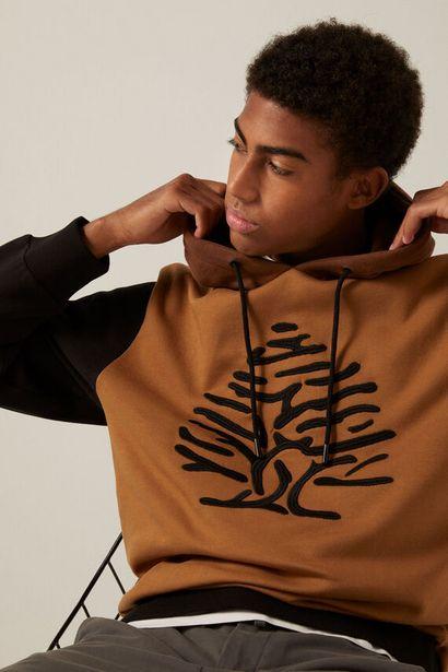 Sweatshirt Hoodie Block für 25,99€
