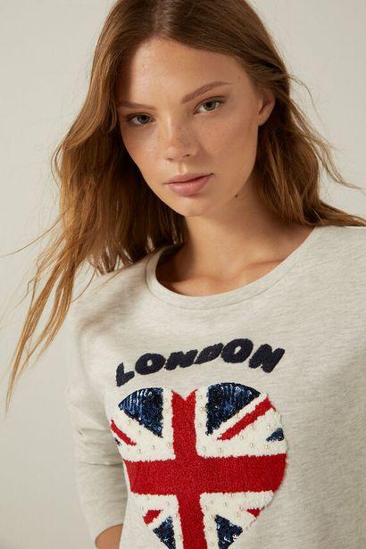 """Sweatshirt """"London"""" Reconsider für 19,99€"""