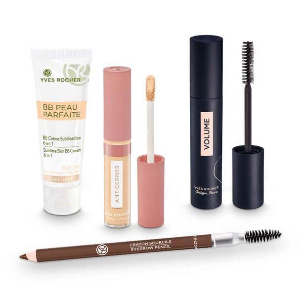 Set Tägliche Make-up Routine für 39,9€