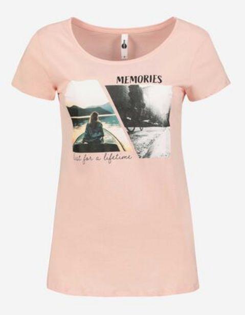 Damen T-Shirt - Print für 4,99€