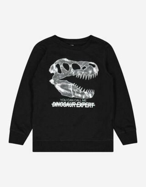 Jungen Sweatshirt - Print für 7,99€