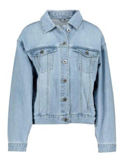 Damen Jeansjacke - Oversized Fit für 9,99€
