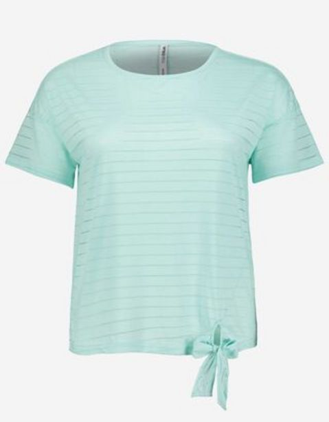 Damen T-Shirt - Lochspitze für 12,99€