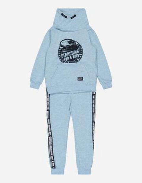 Jungen Set aus Sweatshirt & Jogpants für 14,99€