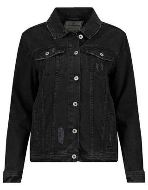 Damen Jeansjacke im Used Look für 19,99€