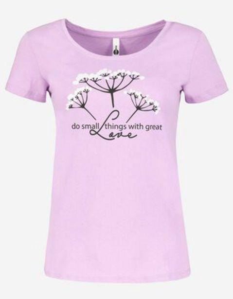 Damen T-Shirt - Print für 3,99€