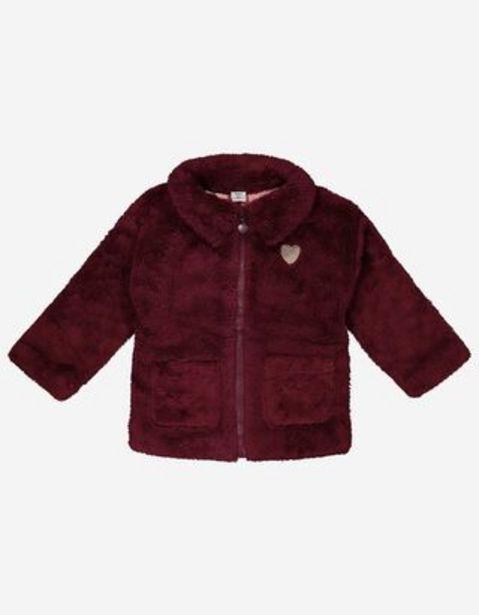 Baby Jacke - Teddyfell für 9,99€