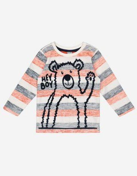 Baby Langarmshirt - Print für 4,99€