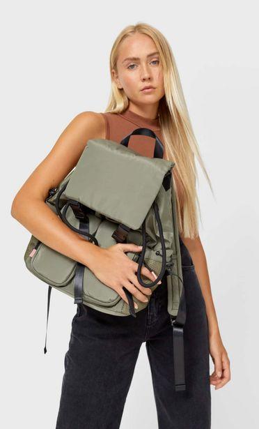 Stoffrucksack mit Taschen für 29,99€